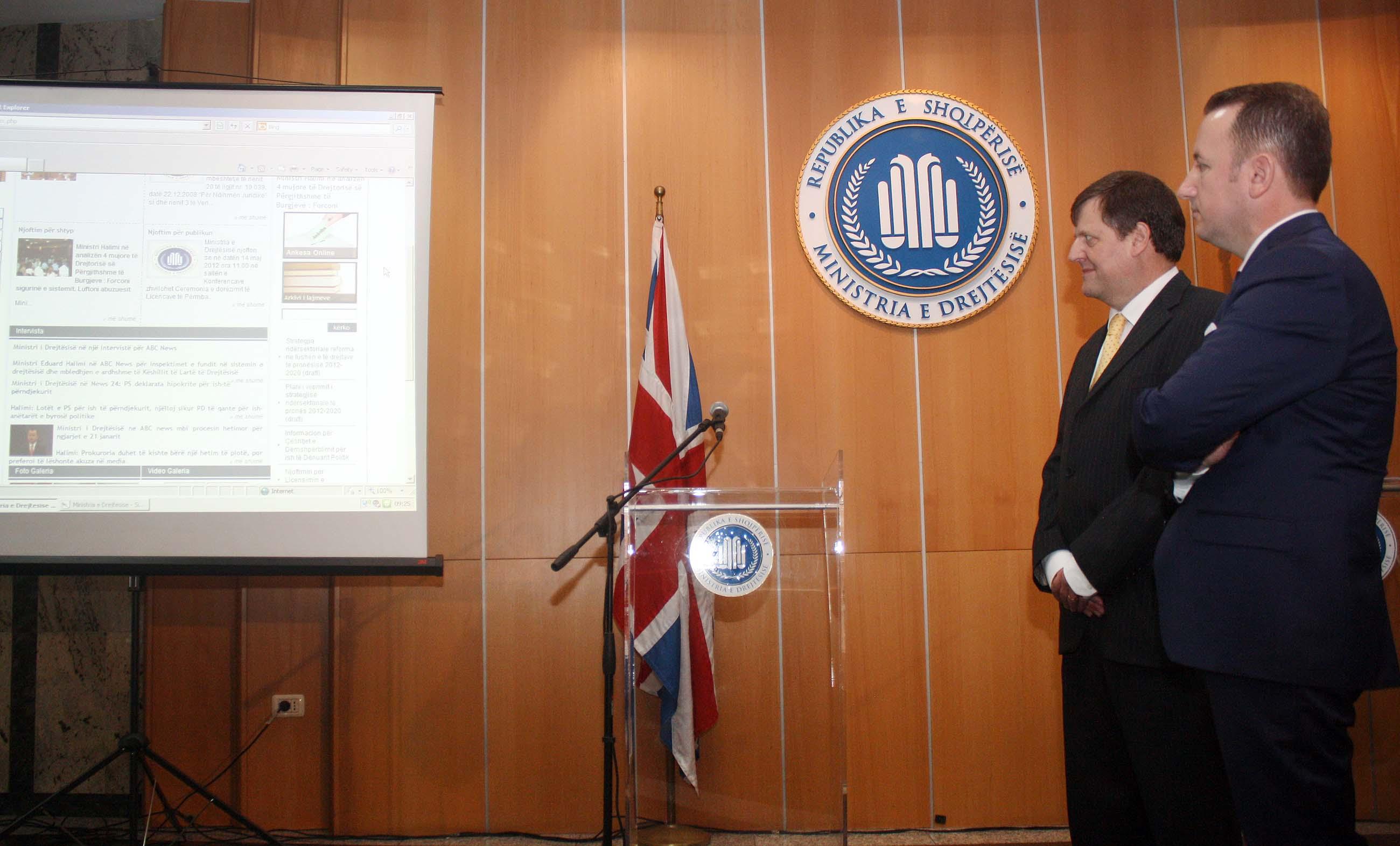 prezantimi i ankimimit online ne min e drejt maj 2012